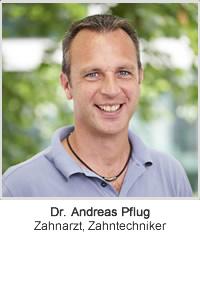 Dr. Andreas Pflug - Zahnarzt - München Zentrum